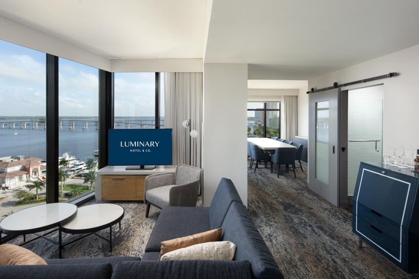Grand Living-Dining Suite 2