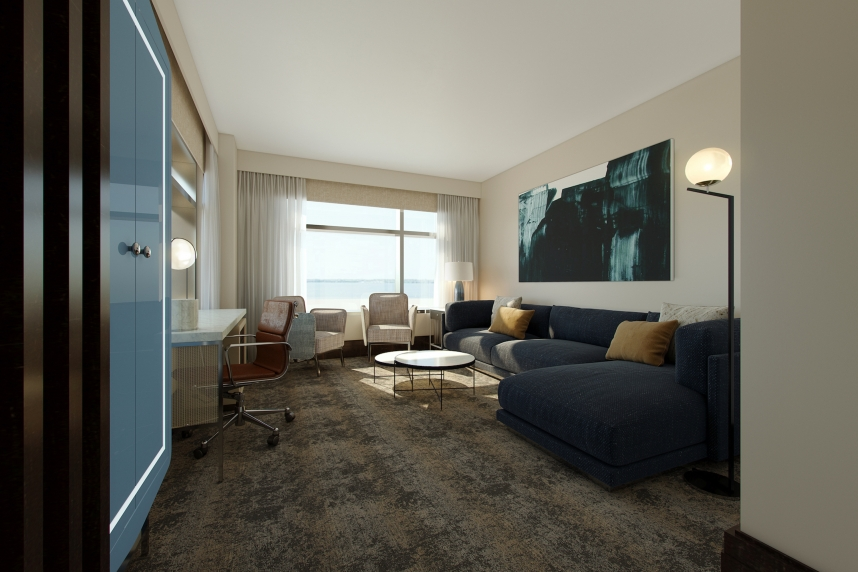 Presidential Guest Suite