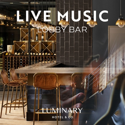 Live Music at the Lobby Bar 1