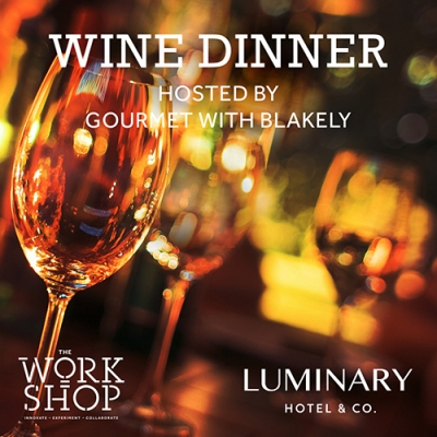 Wine Dinner Hosted by Gourmet with Blakely & Flora Springs 1