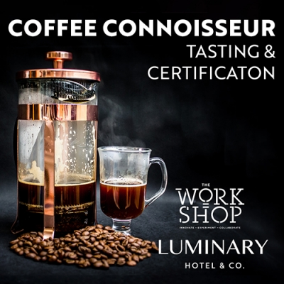 Coffee Connoisseur Tasting & Certification