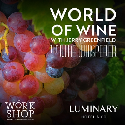 The World of Wine with The Wine Whisperer, Jerry Greenfield 1