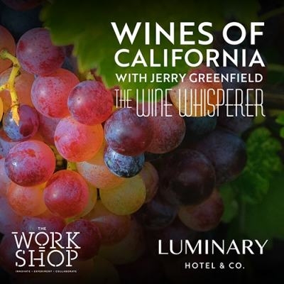 The World of Wine with The Wine Whisperer, Jerry Greenfield 2