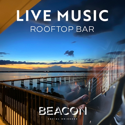 Live Music at the Rooftop Bar