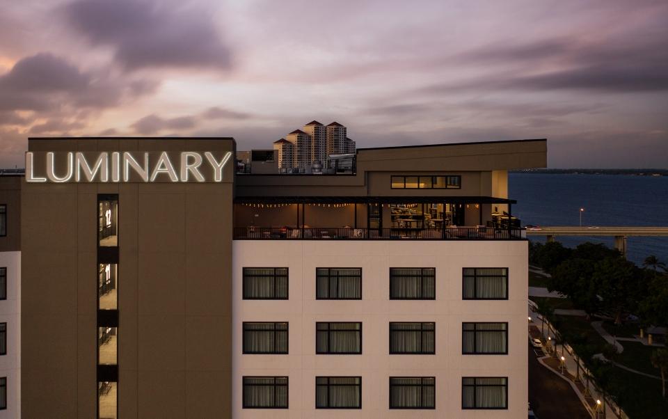 Luminary Hotel Exterior