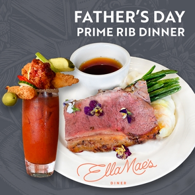 Father's Day Special at Ella Mae's Diner