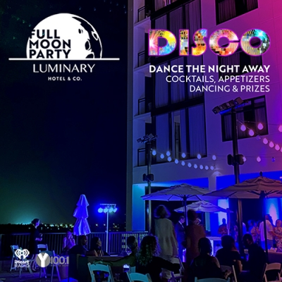 Full Moon Party on the Pool Deck - June 2021