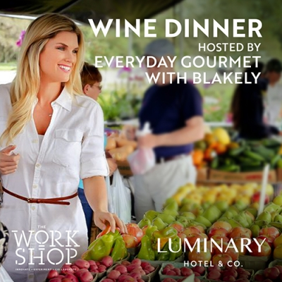 Wine Dinner Hosted by Gourmet with Blakely 4