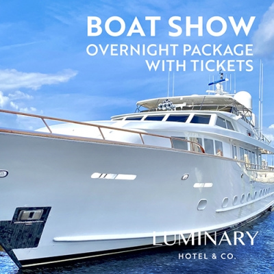 The 49th Annual Fort Myers Boat Show Package